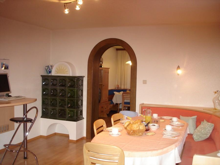 Haus Bergsonne Pension Rohrmoos Schladming Service