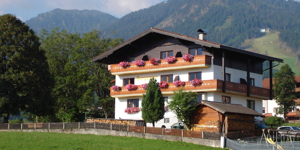Haus Bergsonne Pension Rohrmoos Schladming Sommer